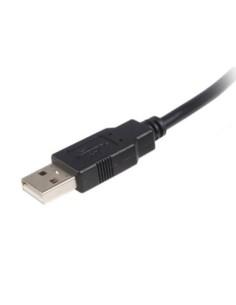 TECLADO + MOUSE GIGABYTE OPTICO USB NEGRO